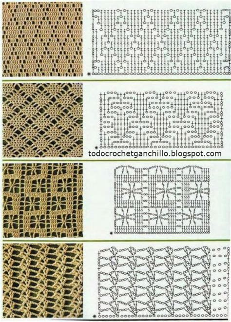 pattern magic descargar gratis 25 puntos crochet con esquemas para descargar patrones