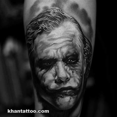 khan tattoo joker khan tattoo gold coast brisbane australia photo