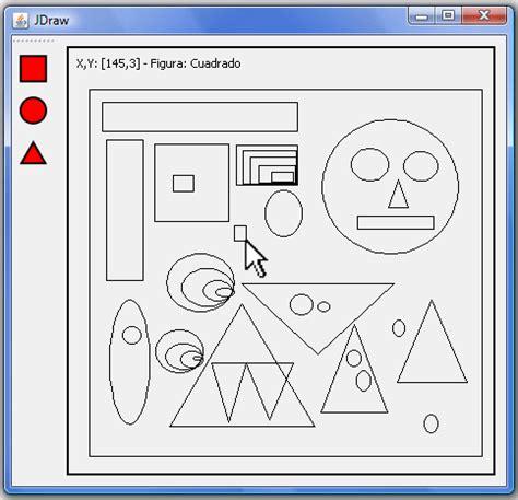 Figuras Geometricas Java | dibujar figuras geom 233 tricas con java jc mouse net