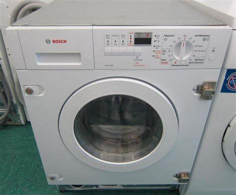 Einbau Waschmaschine Bosch by Einbau Waschtrockner Bosch Wvti 2842 In Berlin