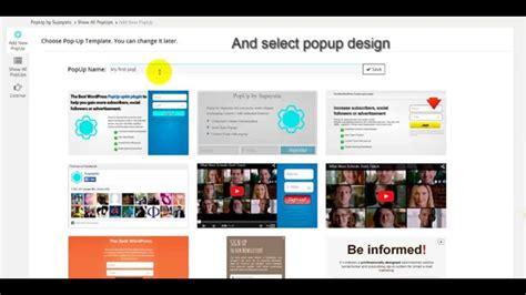 tutorial wordpress popup add popup and modal window to the wordpress website youtube