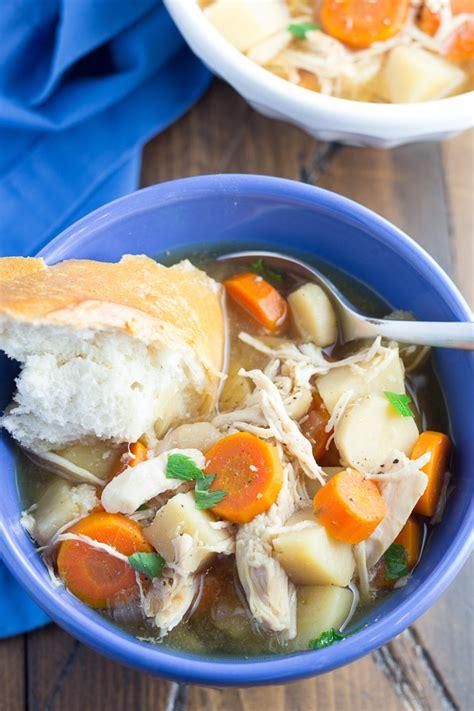 Kris Cooker cooker maple chicken stew kristine s kitchen