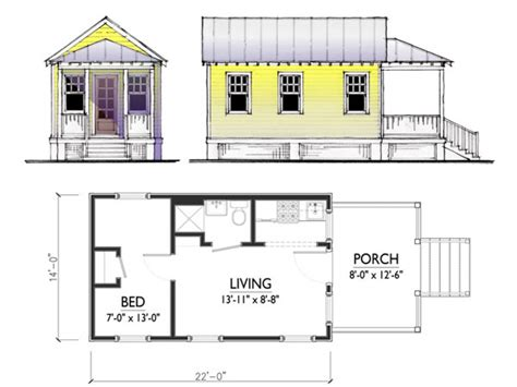 Cottage Plan | small tiny house plans best small house plans cottage
