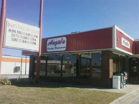 Food Pantries In Jacksonville Nc by Angie S Familt Restaurant Best Home Country Food