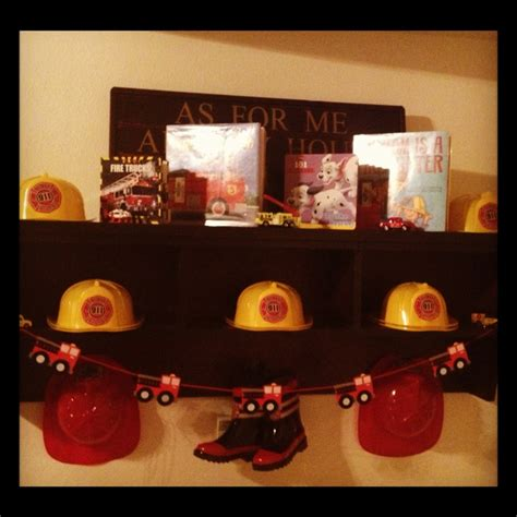 fireman decor max s