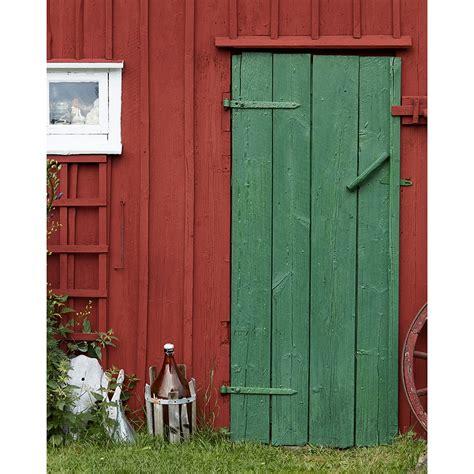 Old Barn Door Printed Backdrop Backdrop Express Barn Door Backdrop