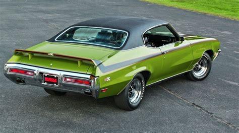 gsx2 1971 buick gsx buick s wildest car is