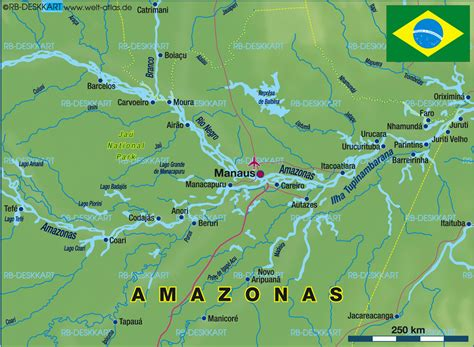 map of manaus map of manaus amazonas brazil map in the atlas of the
