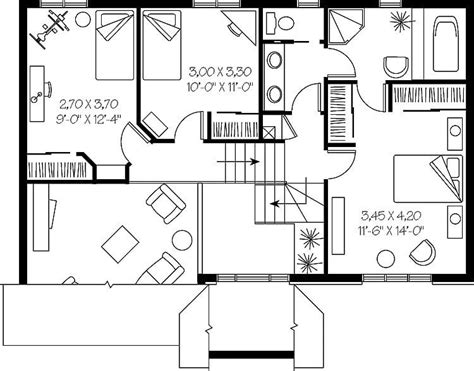 3 Bedroom Split Level House Plans by Awesome 2 Bedroom Split Level House Plans New Home Plans
