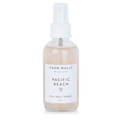 All In Hair Mist Again Promo pacific sea salt hair spray from molly with