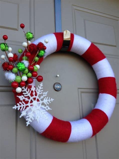 11 cute candy cane christmas crafts diy