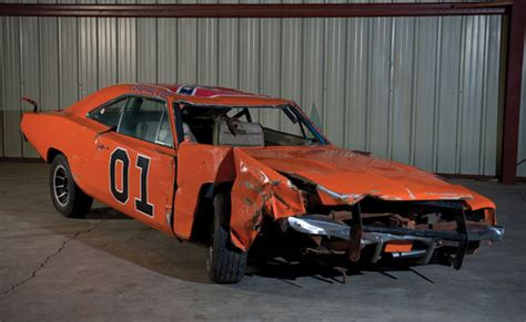 1969 ?General Lee? Dodge Charger Up for Auction