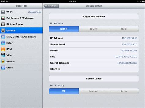 how to configure a static ip address in red hat centos how to configure static ip address in ipad