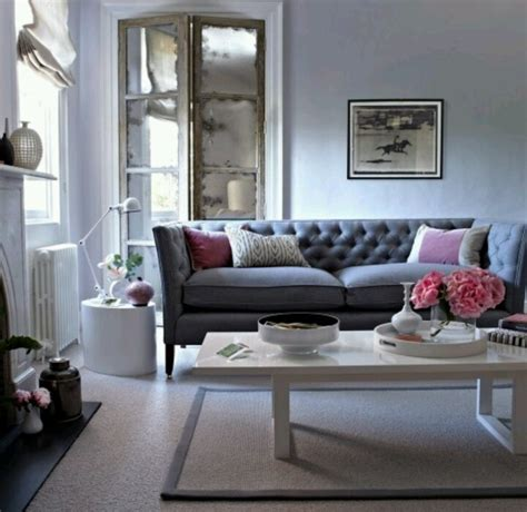 Grey Couch Home Design Livingroom Pinterest Grey Living Room With Grey Sofa