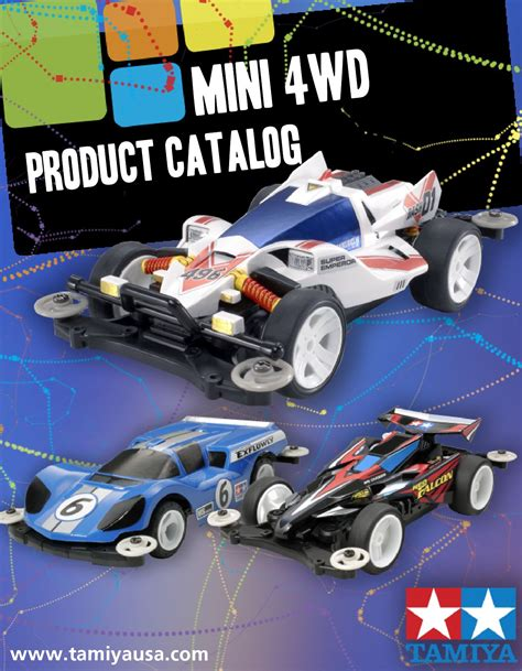 Tamiya Image Mini 4wd Let S Go Series Mighty Tridagger tamiya mini 4wd catalog by tamiya america inc issuu