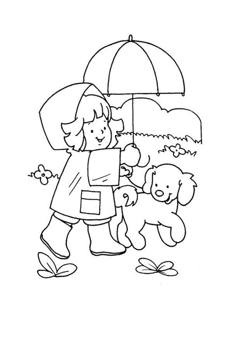 little people little red riding hood coloring pages