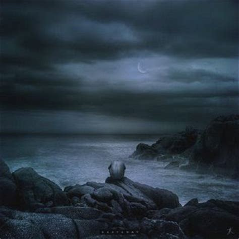 un mar oscuro clair de lune el mar oscuro