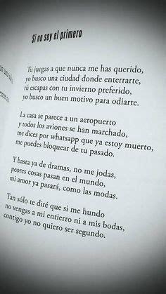 yo nunca nunca preguntas amor luis ramiro del libro de poemas quot te odio como nunca quise