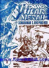Buku Silat Koo Ping Hoo Kisah Si Pedang Kilat jago pedang tak bernama silat kho ping hoo