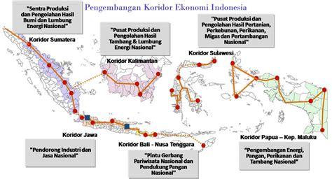 Membangun Kalimantan Potensi Ekonomi Daerah Pusat Pertumbuhan Dan Str mp3ei koridor bali nusa tenggara gilangunited