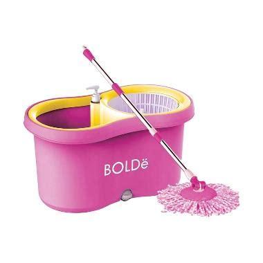 Alat Pel Bolde Supermop 169x jual rekomendasi seller bolde alat pel supermop type 169x pink harga kualitas
