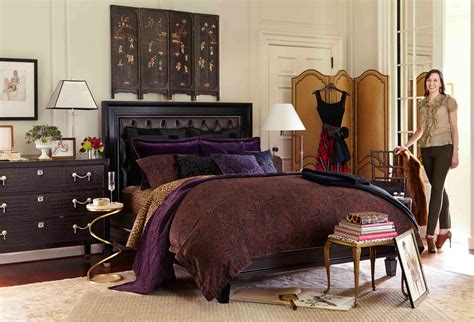 ralph lauren bedroom the peak of chic 174 a new bohemian vignette