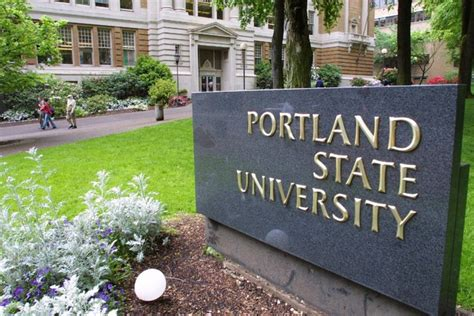 Certificate Prgram Mba Protland State by Cus Spotlight Portland State S Second