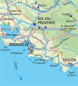 Toulon France Map by Honeymoon Planning Toulon France This Fairy Tale Life