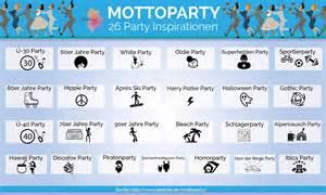 mottoparty dekoration mottoparty ideen f 252 r den gastgeber