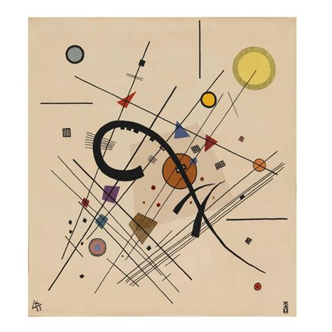 Aubusson Tapestry after Wassily Kandinsky For Sale at 1stdibs
