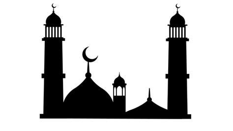 masjid muslim clipart  image  pixabay