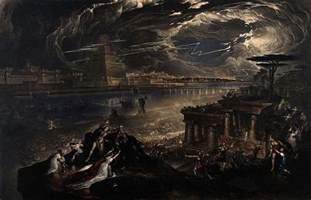 Fall Of Babylon The Epic Landscape Paintings Of John
