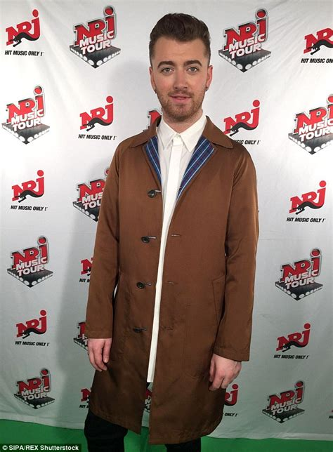 chris sullivan daily mail sam smith opens up about emotional relationship with food