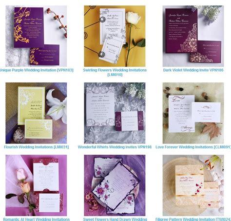 save money on wedding invitations