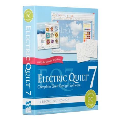 electric quilt 7 jet
