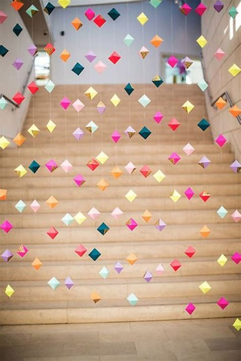 diy decorations origami 16 origami pieces to buy or diy for your home brit co