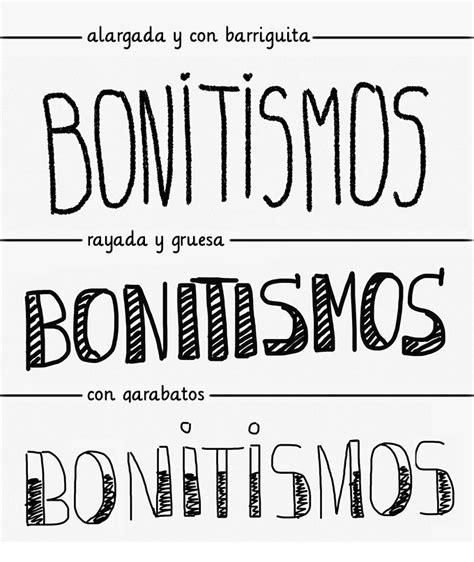 imagenes escrita geniales letras bonitas