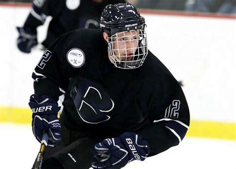 bentley college hockey hockey s future michael neal