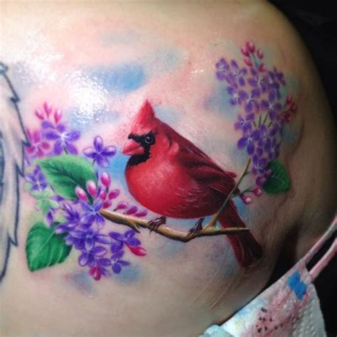 watercolor cardinal tattoo 25 best ideas about cardinal tattoos on