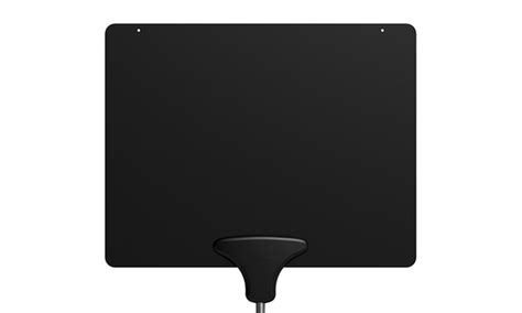 mohu leaf indoor hdtv antenna groupon goods