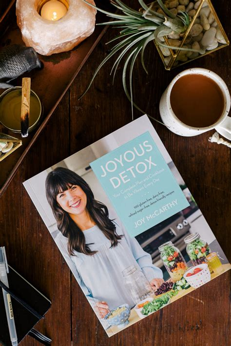 Joyous Detox Book by Baked Mac Cheese From Joyous Detox Wholehearted Eats
