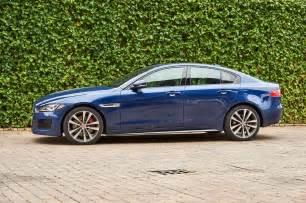 Jaguar Xe Images 2017 Jaguar Xe S Side Profile Photo 13