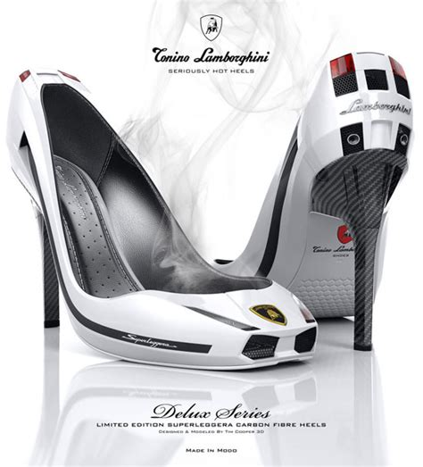 lamborghini stilettos and other car shoes