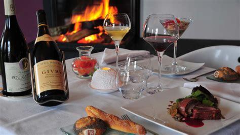 cuisine gastronomique restaurant le garde manger brancion