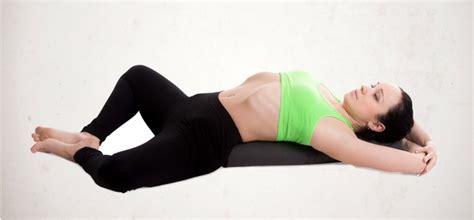 reclining butterfly pose yoga breathing exercises for cancer patients sport fatare