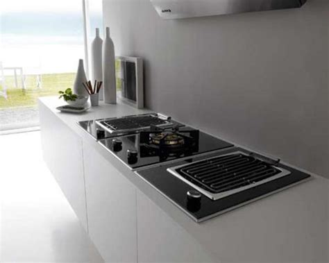 Kitchen Stove Designs Give New Look To Your Kitchen With Installing Modern Stoves Design Home Design Interiors