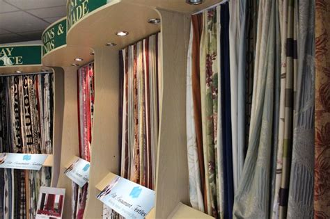drapery store store and showrooms ledbury carpets and interiors