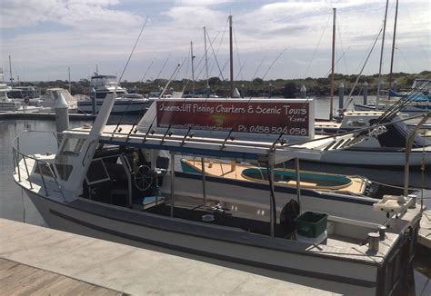 queenscliff fishing charters and scenic tours kyena in - Boat Tour Queenscliff