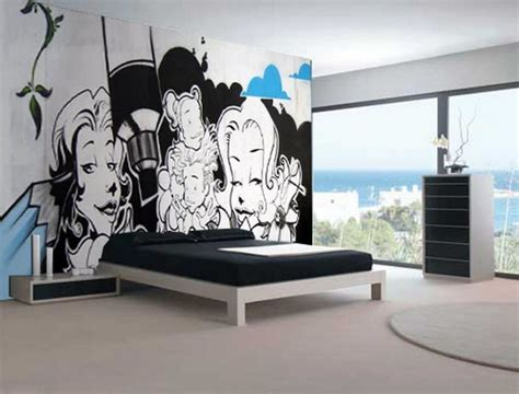 graffiti wallpaper living room 1000 images about wall decoration art on pinterest