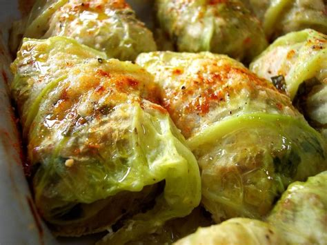 Carrot Stuffed Cabbage Rolls   Home and Garden Digest